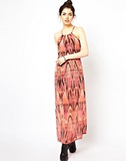 Oh My Love Tribal Maxi Dress