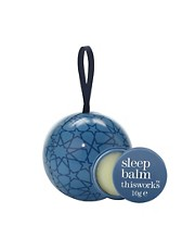 This Works Silent Night Sleep Balm.
