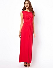 Coast Leighton Maxi Dress in Jersey