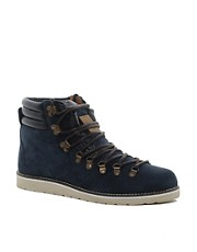 Frank Wright Dale Suede Hiking Boots