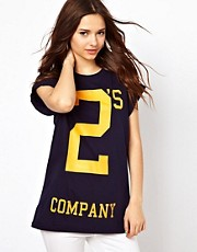 River Island 2&#39;s Company Tee