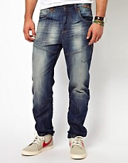 Raw Craft Jeans Scottsville Washed