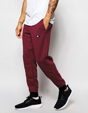Nike AW77 Cuffed Joggers With Shoebox Logo 678558-677