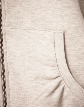 Image 3 ofASOS PETITE Sweat With Zip And Bear Ears