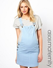 ASOS Maternity Pinafore Dress
