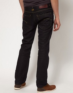 Image 2 ofG Star New Radar Tapered 3d Straight Jean