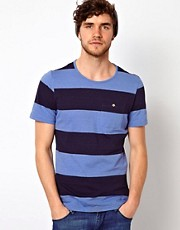 Another Influence Stripe T-Shirt