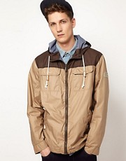 Espirt Hooded Lightweight Jacket