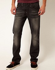 G-Star Jeans Straight Porter Stamp Rugby Wash