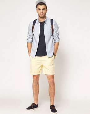 Image 4 ofASOS Oxford Shorts