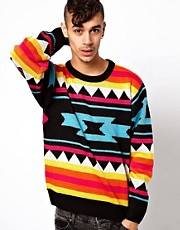 Joyrich Cabazon Graphic Jumper