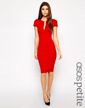 ASOS PETITE Sexy Midi Pencil Dress
