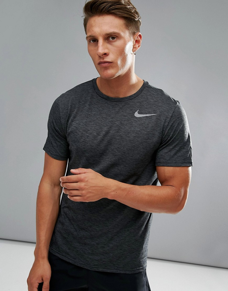 Nike Training Pro HyperDry T-Shirt In Black 832835-010 - Black