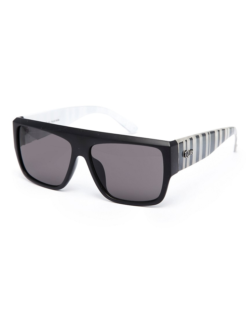 Quay Eyeware Sunglasses - Black