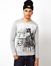 Sudadera Hitcher de Ringspun