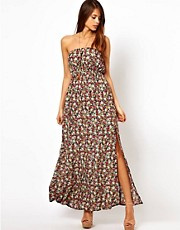 Rare Floral Maxi Dress