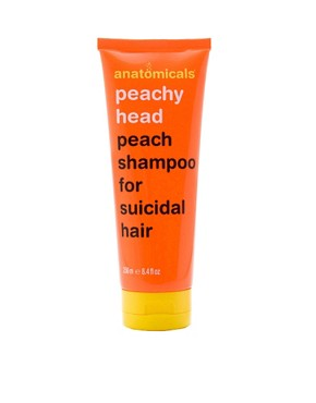 Image 1 ofAnatomicals Peachy Head Shampoo 250ml