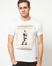 Esprit T-Shirt with Print