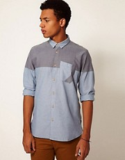 Boxfresh Shirt Cabrera Chambray Contrast
