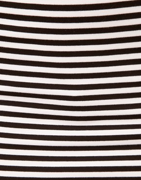 Image 3 ofWarehouse Stripe Pencil Skirt