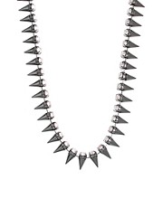 ASOS Signature Spike Necklace