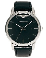 Emporio Armani Watch AR16292 Leather Strap