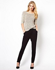 Mango Slouch Trouser