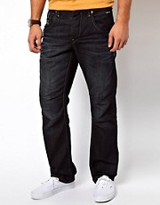 Jack & Jones Boxy Powel Jeans in Loose Fit