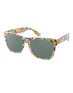 Image 1 ofAJ Morgan Kaleidoscope Sunglasses