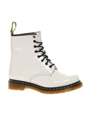 Image 1 ofDr Martens Modern Classics 1460 8-eye patent boot
