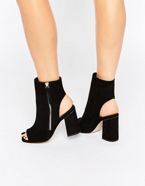 ASOS EVOLUTION Lace Up Ankle Boots