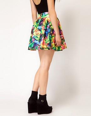 Image 2 ofA Wear Skater Skirt