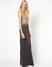 Selected Tinna Dip Dyed Maxi Dress