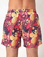 Image 2 ofBoss Black Piranha Swim Shorts
