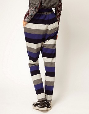 Image 2 ofASOS Africa Stripe Trouser