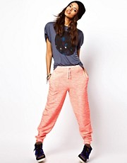 ASOS Sweatpants in Neon