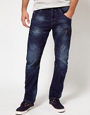 Jack & Jones Stan Anti Fit Jeans