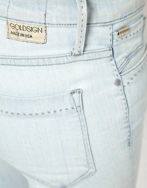 Image 3 ofGoldsign Lure Skinny Jeans