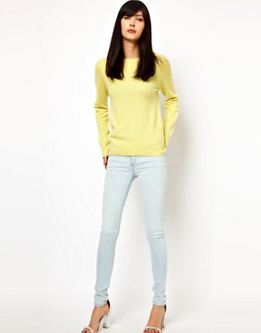 Image 4 ofGoldsign Lure Skinny Jeans