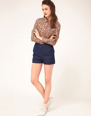 Image 4 ofSessun Shirt in Liberty Print Floral