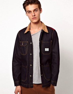 Image 1 ofBlack Chocoolate Workwear Jacket