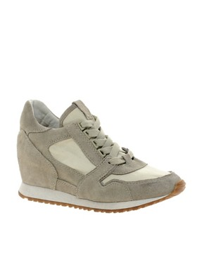 Image 1 ofAsh Dean Ter Wedge Trainers