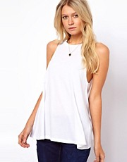 ASOS Vest with Extreme Swing