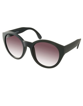 Image 1 ofASOS Oversized Round Sunglasses