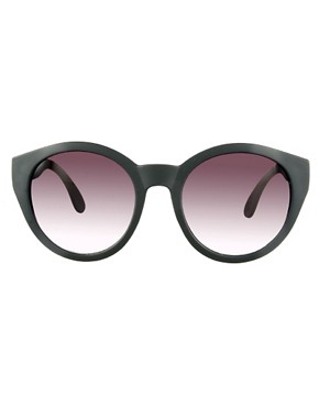 Image 2 ofASOS Oversized Round Sunglasses