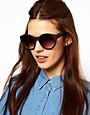 Image 3 ofASOS Oversized Round Sunglasses