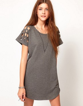 Image 1 ofFederation Burnout Dress