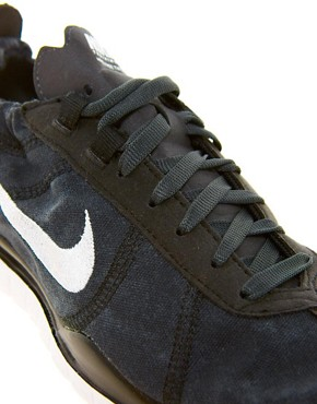 Image 2 ofNike Free Training Twist Black Trainers