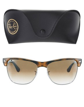 Image 2 of Ray-Ban Clubmaster Sunglasses