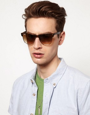 Image 3 of Ray-Ban Clubmaster Sunglasses